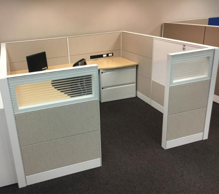 Used Cubicles Should Have The Capability Of Reconfiguration As Your Needs  Increase.